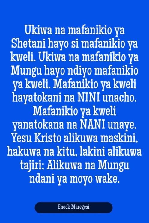 mafanikio-ya-kweli