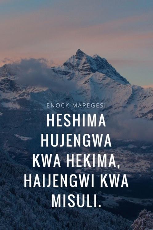 Heshima