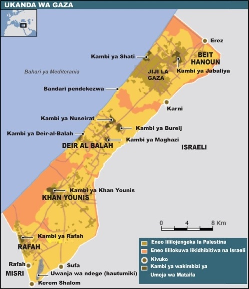 Ukanda wa Gaza