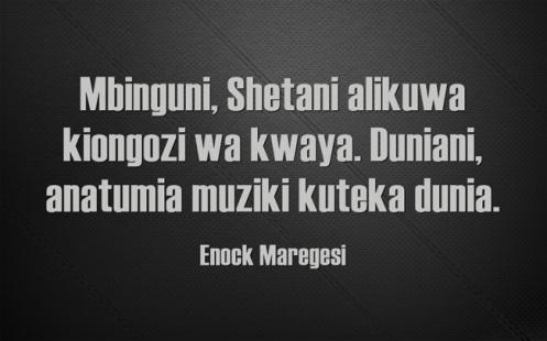 Mbinguni